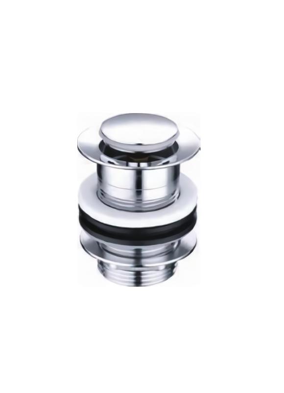 New Design  Silver CLIC-CLAC WASTE Drain T1003