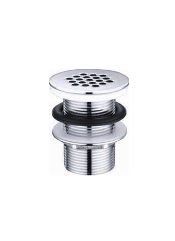 Pop Up Sink Flip Waste Plug Galvanized Drain Grate