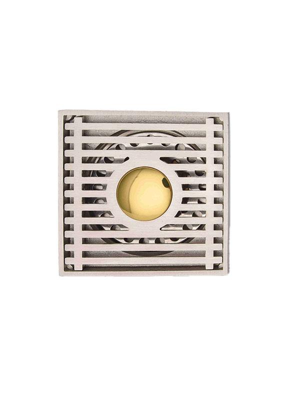 Anti-odor Bathroom Accessories Floor Drain Grate YB-1003