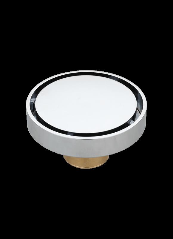 4 inch brass round floor drain tile insert ,anti-dour  TLA-05